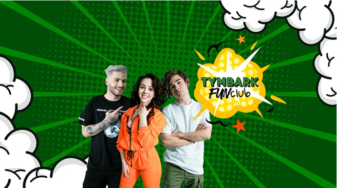Canalul de Youtube Tymbark FUNclub a implinit 1 an!